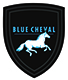 Blue Cheval