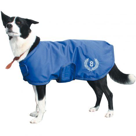 Hundedecke No 8 in blau von Blue Cheval