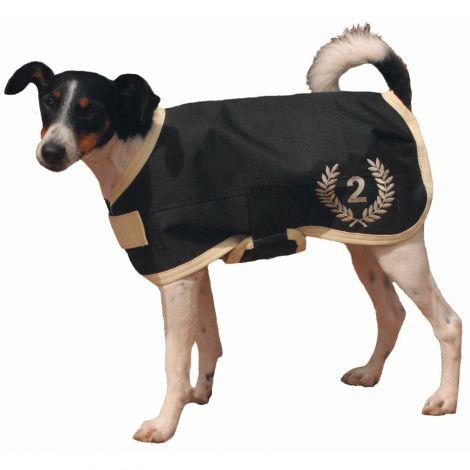 Hundedecke No 2 in schwarz von Blue Cheval