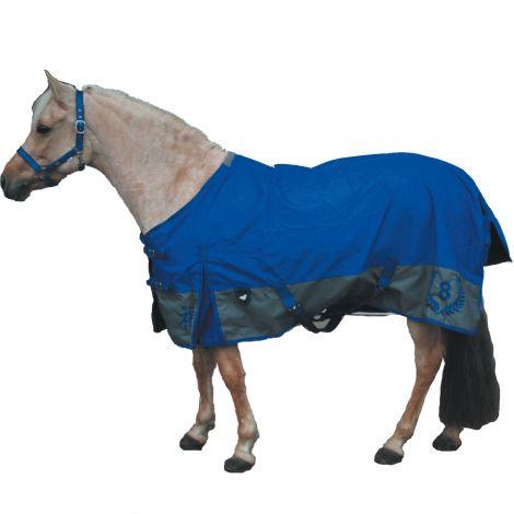 Glücks Weidedecke No 8 royalblau von Blue Cheval