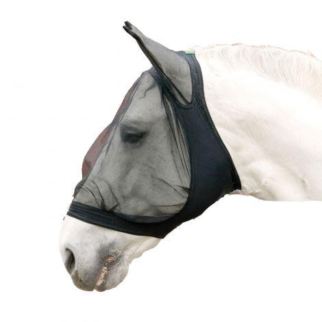 Fliegenmaske mit Ohrenschutz Lycra