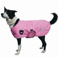 Hundedecke No 8 in rosa von Blue Cheval