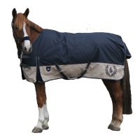 Weidedecke Snowstar medium No 6 von Blue Cheval 200g